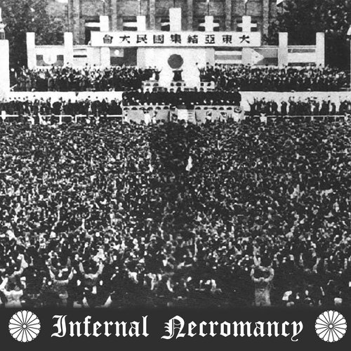Infernal Necromancy - s/t CD