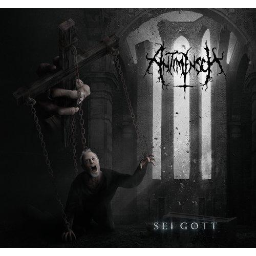 Antimensch - Sei Gott (2021) Digi-CD