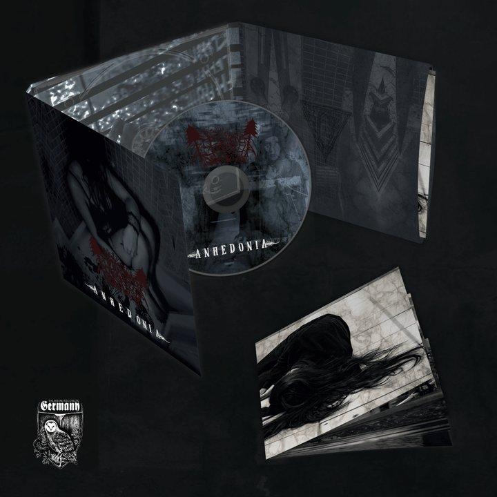 Lifeless - Anhedonia Digi-CD