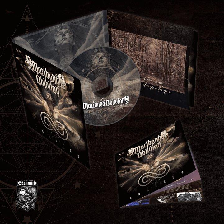 Moribund Oblivion - Endless Digi-CD