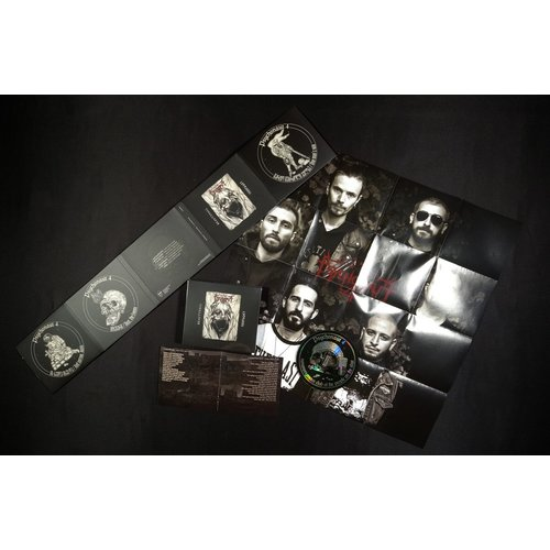 Psychonaut 4 - Beautyfall Digi-CD