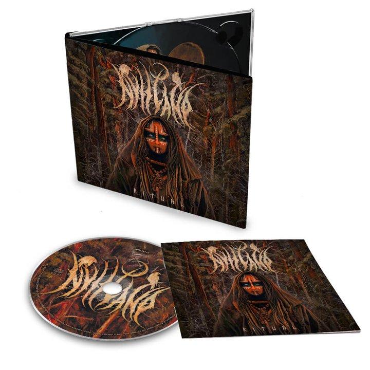 Nytt Land - Ritual Digi-CD