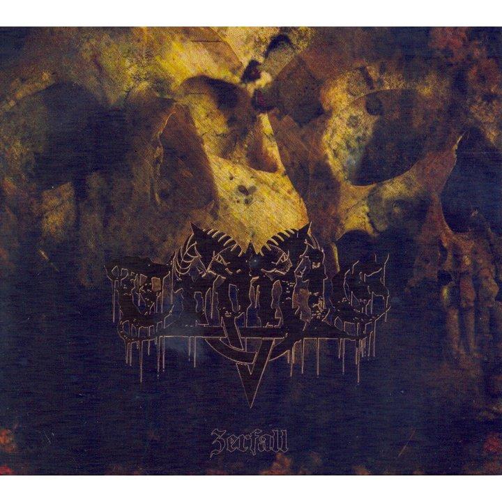 Tronje – Zerfall Digi-CD