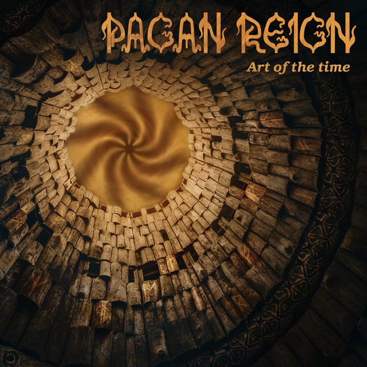 Pagan Reign - Art Of The Time Digi-CD + sleeve case
