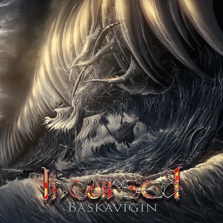 Incursed – Baskavigin CD