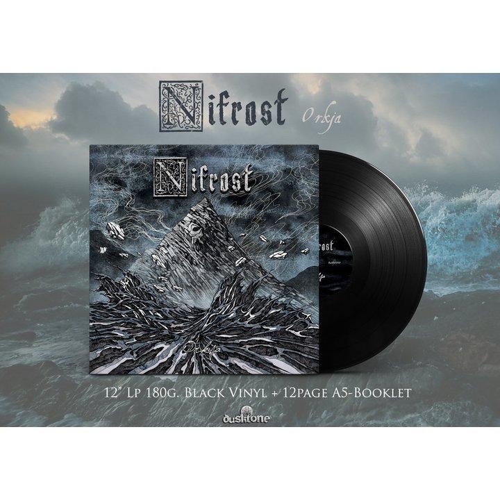 Nifrost - Orkja BLACK LP