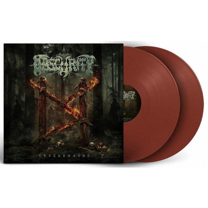 Obscurity - Skogarmaors RED/GOLD VINYL 2-LP