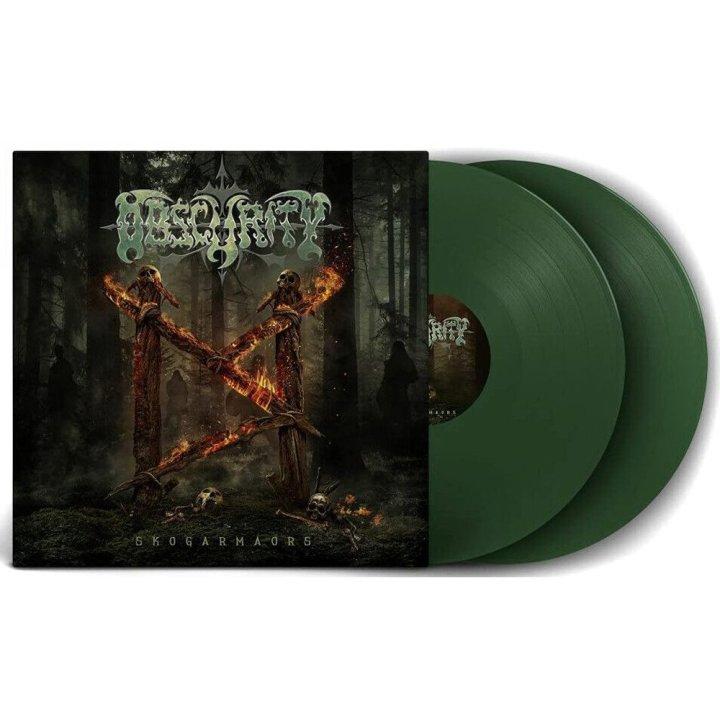 Obscurity - Skogarmaors GREEN VINYL 2-LP