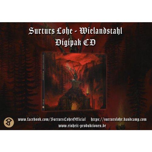 Surturs Lohe – Wielandstahl Digi-CD