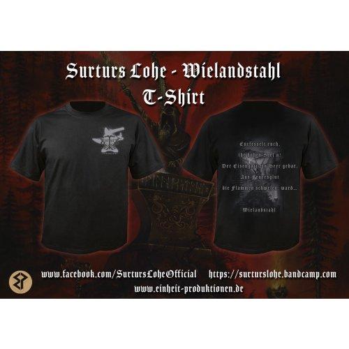 Surturs Lohe – Wielandstahl T-Shirt