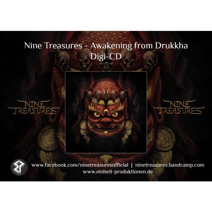 Nine Treasures - Awakening from Dukkha Digi-CD