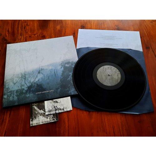 Alastor – Cold Landscapes BLACK LP