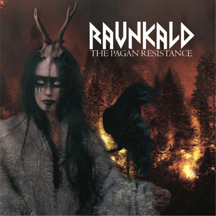 Ravnkald - The Pagan Resistance CD