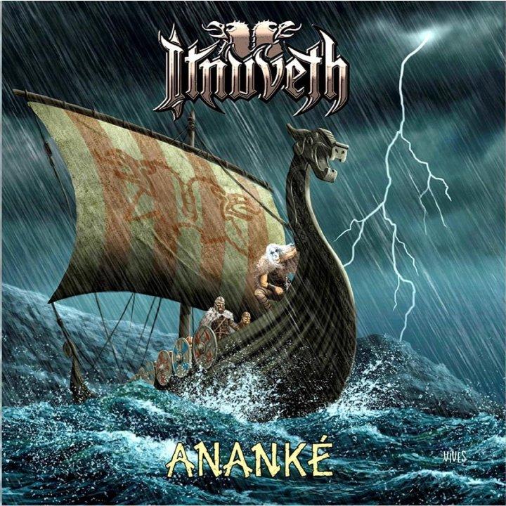 Itnuveth - Ananké CD