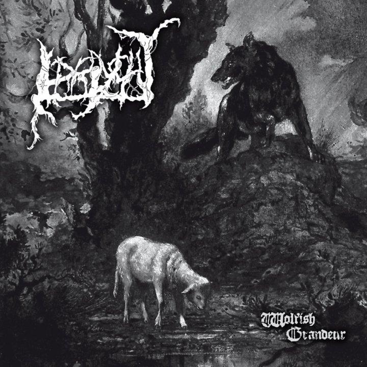 Irrlycht - Wolfish Grandeur Digi-CD