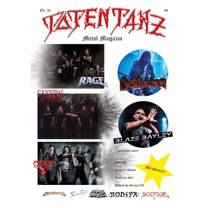 Totentanz Magazin Nr. 31 - Magazin