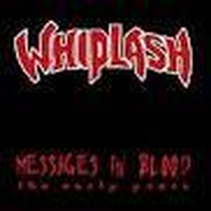 Whiplash - Messages in Blood CD