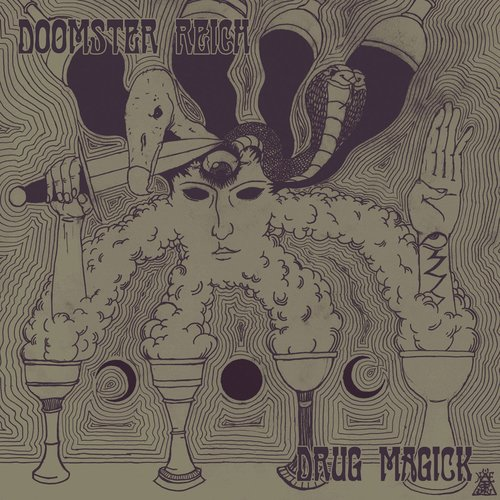 Doomster Reich - Drug Magick CD
