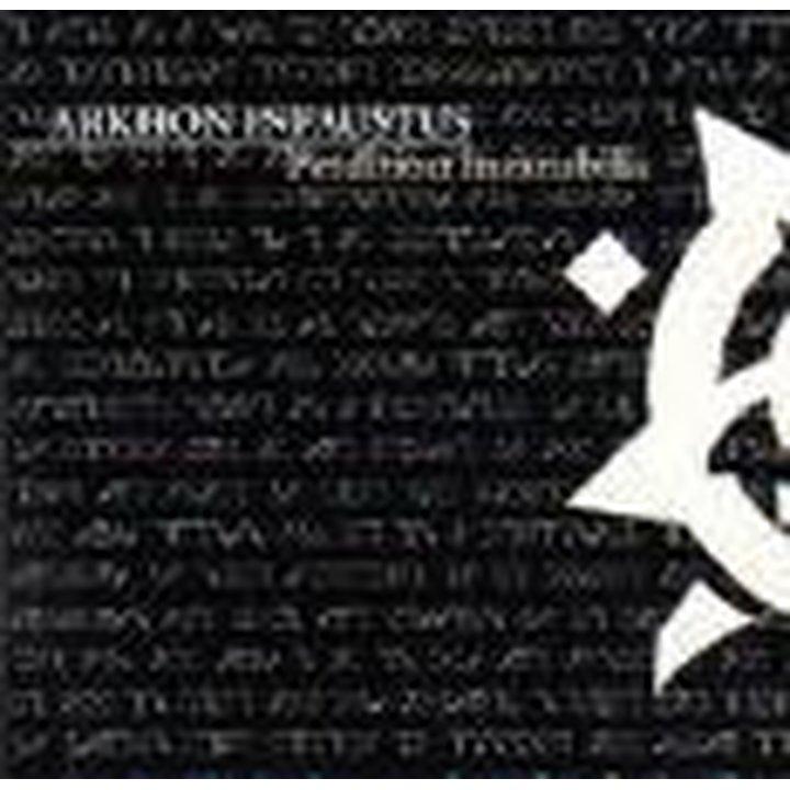 Arkhon Infaustus - Perdition Insanabilis  Digi-CD