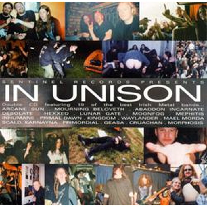 In Unison - Compilation DCD