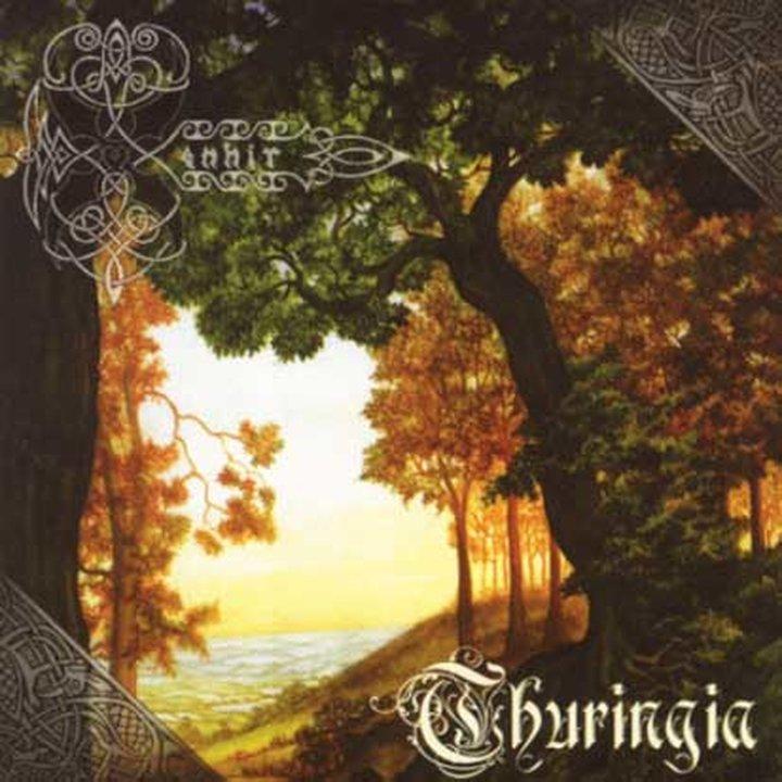 Menhir - Thuringia  CD