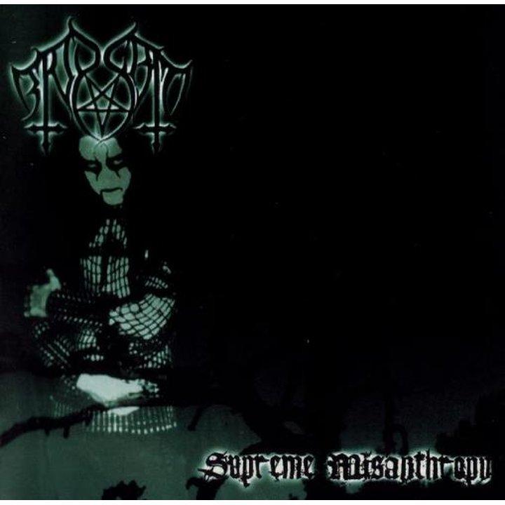 Blodsrit - Supreme Misanthropy  Digi-CD
