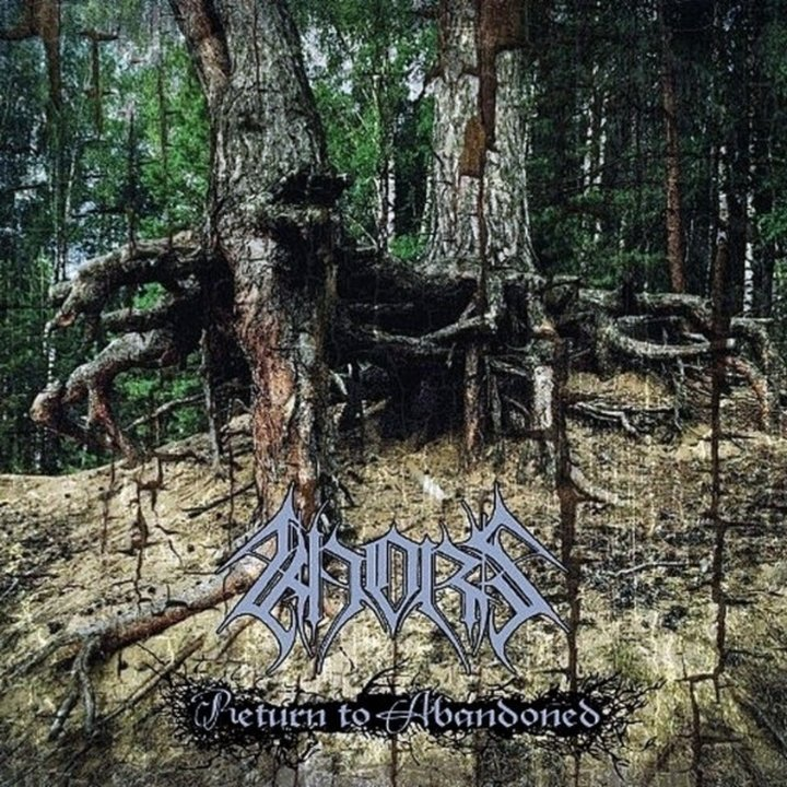 Khors - Return To Abandoned Digi-CD