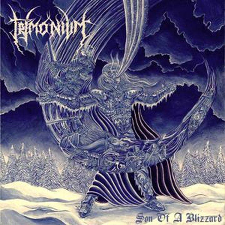 Trimonium - Son of a Blizzard  CD