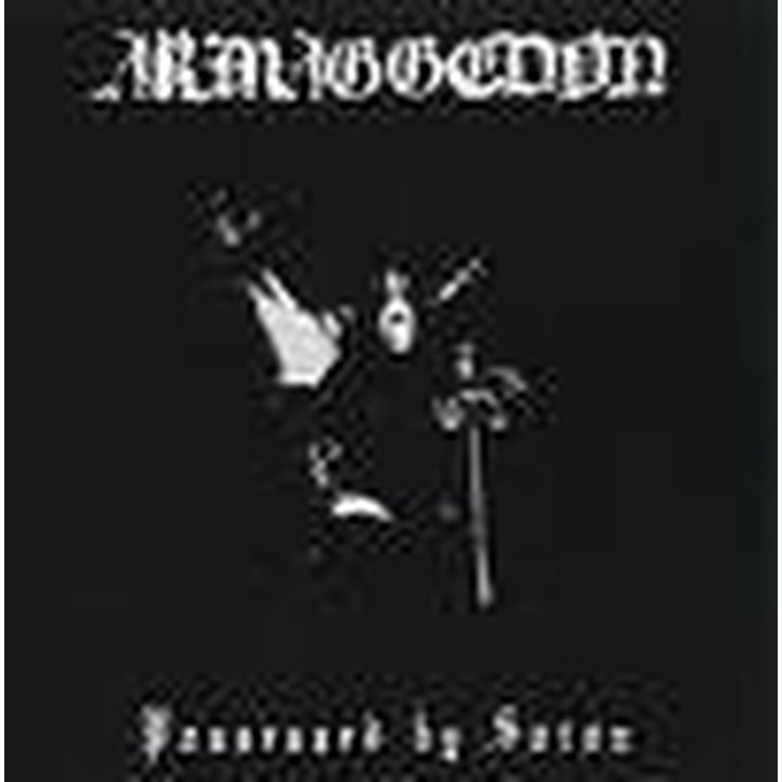 Armaggedon - Possessed by Satan CD