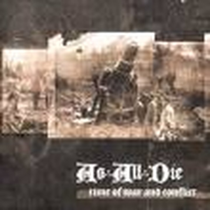 As All Die - Time of War and Conflict CD